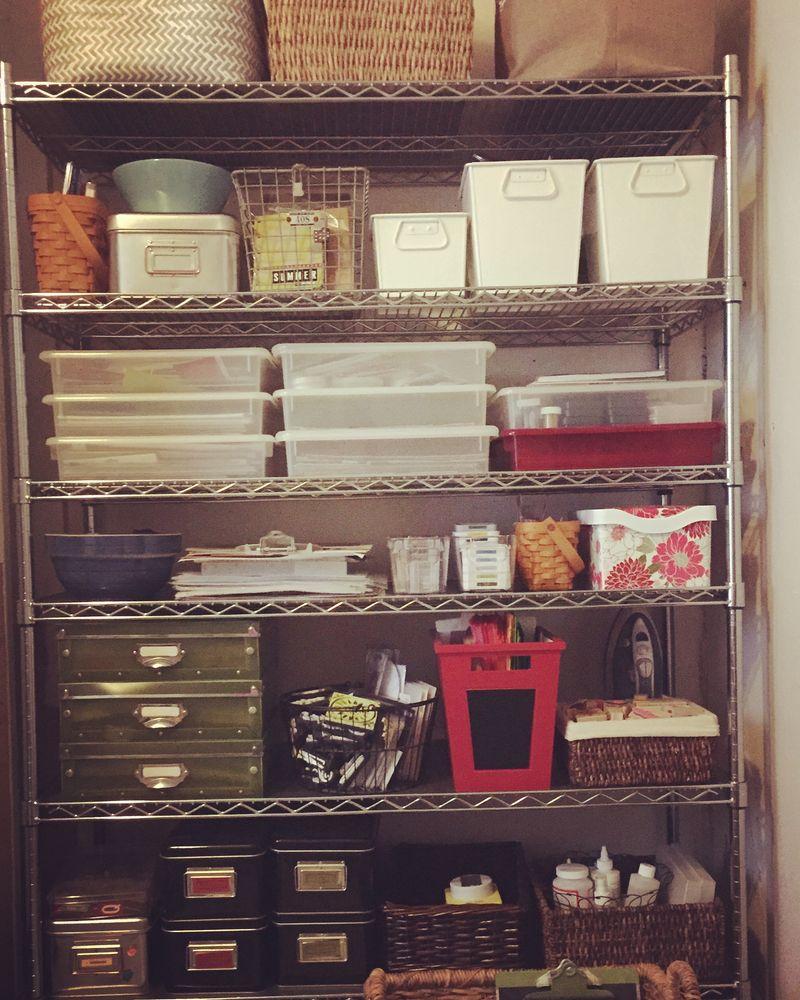 • new STUDIO progress • The Super Shelf • designhappyhome