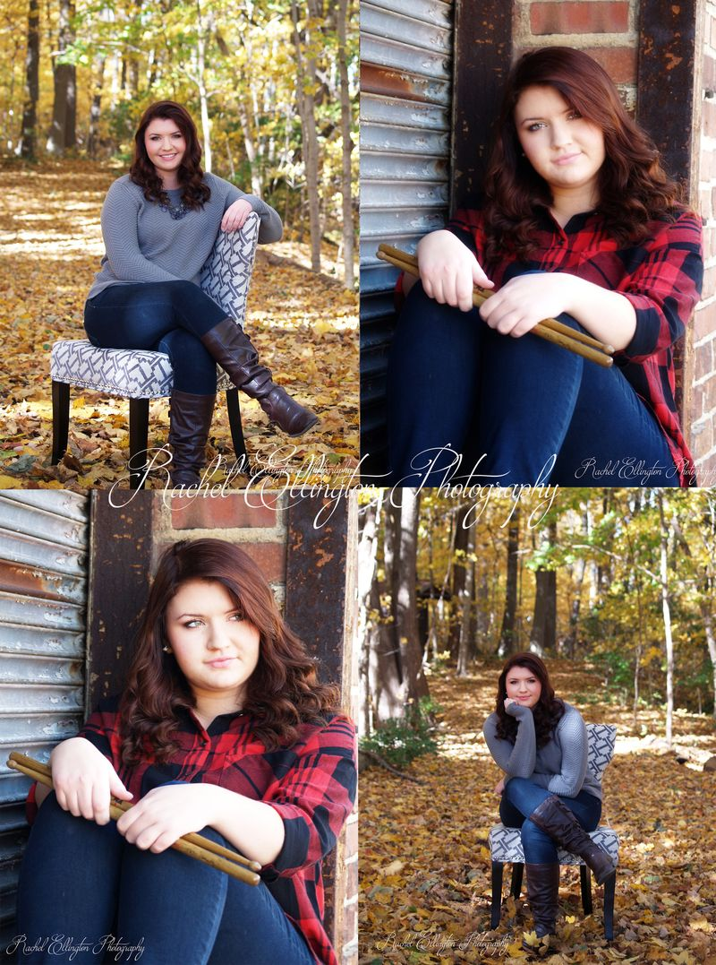 Rachel Ellington Photogaphy • Senior Photos